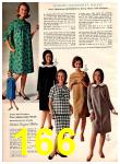 1966 Montgomery Ward Fall Winter Catalog, Page 166