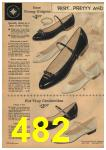 1961 Sears Spring Summer Catalog, Page 482