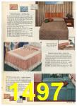 1960 Sears Spring Summer Catalog, Page 1497