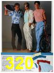 1986 Sears Spring Summer Catalog, Page 320