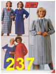 1986 Sears Fall Winter Catalog, Page 237