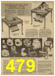 1962 Sears Spring Summer Catalog, Page 479