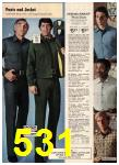 1974 Sears Spring Summer Catalog, Page 531
