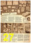 1949 Sears Spring Summer Catalog, Page 27
