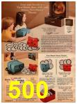 1974 Sears Christmas Book, Page 500