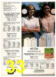 1983 Sears Spring Summer Catalog, Page 33