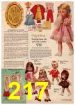 1967 Montgomery Ward Christmas Book, Page 217