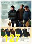 1971 Sears Fall Winter Catalog, Page 127