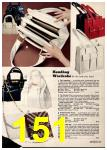 1974 Sears Spring Summer Catalog, Page 151