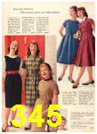 1960 Sears Fall Winter Catalog, Page 345