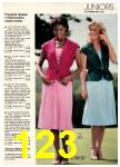 1981 Montgomery Ward Spring Summer Catalog, Page 123