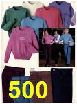 1983 Sears Fall Winter Catalog, Page 500