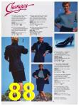 1988 Sears Fall Winter Catalog, Page 88