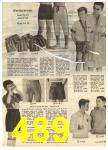1960 Sears Spring Summer Catalog, Page 489