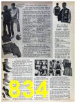 1967 Sears Fall Winter Catalog, Page 834
