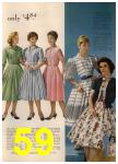1960 Sears Spring Summer Catalog, Page 59