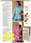 1977 Sears Spring Summer Catalog, Page 33