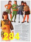 1967 Sears Fall Winter Catalog, Page 284