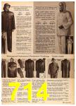 1964 Sears Spring Summer Catalog, Page 714