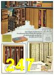 1975 Sears Spring Summer Catalog, Page 247