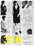 1967 Sears Fall Winter Catalog, Page 316