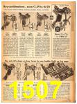 1958 Sears Fall Winter Catalog, Page 1507