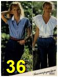 1984 Sears Spring Summer Catalog, Page 36