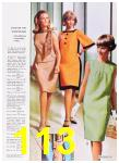 1967 Sears Spring Summer Catalog, Page 113