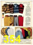1969 Sears Fall Winter Catalog, Page 354