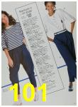 1988 Sears Spring Summer Catalog, Page 101
