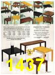 1971 Sears Fall Winter Catalog, Page 1437