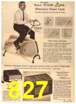 1960 Sears Fall Winter Catalog, Page 827