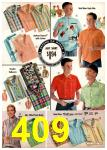 1962 Montgomery Ward Spring Summer Catalog, Page 409