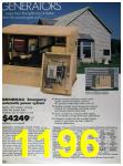 1991 Sears Spring Summer Catalog, Page 1196