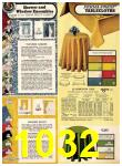 1973 Sears Fall Winter Catalog, Page 1032