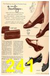 1956 Sears Fall Winter Catalog, Page 241