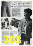 1972 Sears Spring Summer Catalog, Page 303