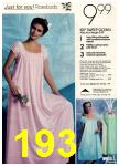 1981 Montgomery Ward Spring Summer Catalog, Page 193