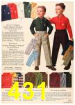 1960 Sears Fall Winter Catalog, Page 431