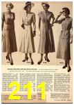 1949 Sears Spring Summer Catalog, Page 211