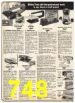 1977 Sears Spring Summer Catalog, Page 748