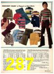 1973 Sears Fall Winter Catalog, Page 287