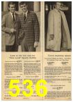 1961 Sears Spring Summer Catalog, Page 536