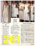 1981 Sears Spring Summer Catalog, Page 261