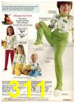 1975 Sears Fall Winter Catalog, Page 311
