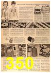 1963 Sears Fall Winter Catalog, Page 350