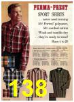 1965 Sears Fall Winter Catalog, Page 138