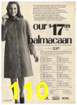 1973 Sears Fall Winter Catalog, Page 110