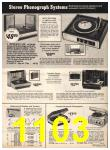 1975 Sears Fall Winter Catalog, Page 1103