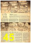 1949 Sears Spring Summer Catalog, Page 45
